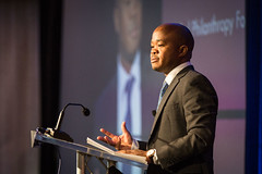 Fred Swaniker at the 2013 Global Philanthropy Forum
