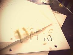 riFloGft (i-go-to-seek-a-great-perhaps) Tags: coffee minnesota math homework spill trig trigonometry