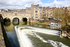 A Grand Day Out (Lilla~Rose) Tags: bath avon lesmiserables riveravon javert pulteneybridgebath