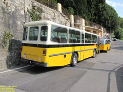 1982 Saurer RH 525-23 (busdude) Tags: bus switzerland post swiss ag postauto buse postbus saurer