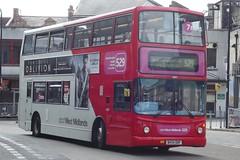 National Express West Midlands Transbus Trident 2/Transbus ALX400 4600 (BX54 DDF) (Wolverhampton) (john-s-91) Tags: oblivion walsall 4600 nationalexpresswestmidlands route529 transbustrident2 bx54ddf transbusalx4000