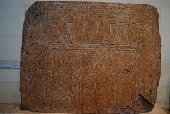 Jubilee scene of Osorkon II (konde) Tags: granite ancientegypt bubastis 22nddynasty thirdintermediateperiod osorkonii