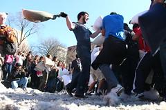 Pillow Strike (agent j loves nyc) Tags: nyc newyorkcity washingtonsquarepark gothamist pillowfight flashmob greenwichvillage newmindspace 2013 internationalpillowfightday pillowfightday