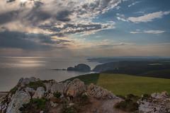 Desde el cabo de Peas (tanosoft) Tags: mar cantbrico cabo peas asturias cielo hdr