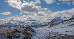 View from Blea Crag (Walks in Dreams) Tags: clouds cumbria england kevincjpoole lakedistrict landscape mountain mountains walking