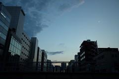 20160824 18:15 Higashikanda Tokyo (ichigosugawara) Tags: sky today 2016 aug