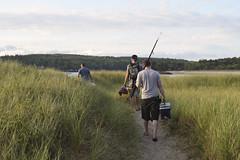 DSC_0031 (RYANinHD_87) Tags: maine island campground beach fishing hermit fisherman dunes sanddunes sand sandunes seagrass dunegrass