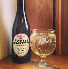 13/01/16 - A cheeky lunch with the boss (ordinarynomore) Tags: alcohol drink suffolk aspallsdraughtcyder cider aspalls photooftheday
