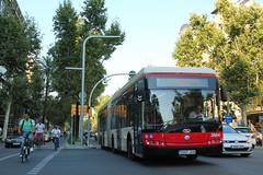 Solaris Urbino 18 Hybrid - TMB - 3664 (Mr. Ibou) Tags: tmb transports metropolitans barcelona