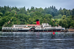 Maid of the Loch (Rivertay07 - thanks for over 4 million views) Tags: scotland lochlomond rivertay richardstead copyrightprotected maidoftheloch