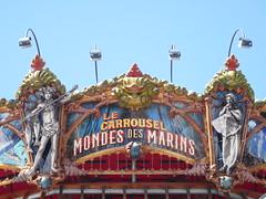 Le Carrousel des Mondes Marins (d0gwalker) Tags: nantes iledenantes machinesdelile paysdelaloire loireatlantique carousel carrousel merrygoround