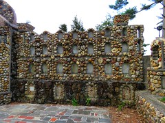 Providence Home Geode Grotto #6 (jimsawthat) Tags: architecture geodes smalltown religous grotto jasper indiana