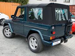 Mercedes G-Modell / Puch G W460/461/462 Verdeck (best_of_ck-cabrio) Tags: mercedes gmodell puch g w460461462 ckcabrio