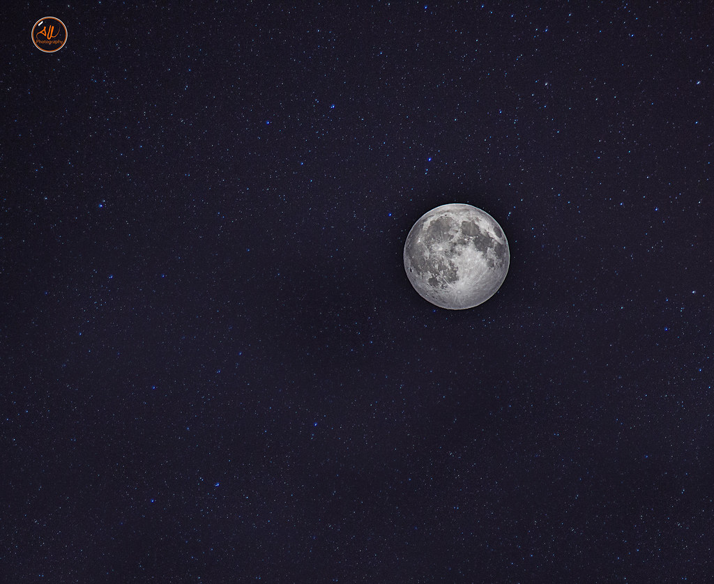 nasa night sky mezza luna - photo #17