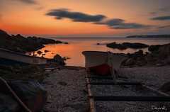 Another sea moment (dontgiveacake) Tags: sea black long exposure nd 3 sozopol sunrise sky clouds