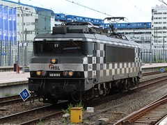 HSL 1832  LLT te Rotterdam CS (erwin66101) Tags: ns hsl logistic logistics logistik llt losselocomotieftrein locomotieftrein locomotief trein losse rotterdam cs centraal station kijfhoek rotterdamcentraal rotterdamcs
