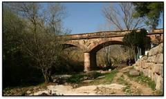 Pont de can Camp, Riells del Fai (Jess Cano Snchez) Tags: elsenyordelsbertins canon eos20d tamron18200 catalunya catalua catalonia espanya espaa spain barcelonaprovincia cinglesdeberti lavalldeltenes valles vallesoriental biguesiriells riellsdelfai riu rio river tenes pont puente bridge senderisme senderismo hiking gebracb remuntadatenes2