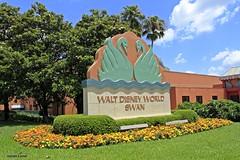 the swan _MG_1991 (M0JRA) Tags: orlando swan dolphin hotels disney america florida usa