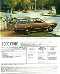 1972 Ford Pinto Squire Station Wagon (coconv) Tags: car cars vintage auto automobile vehicles vehicle autos photo photos photograph photographs automobiles antique picture pictures image images collectible old collectors classic ads ad advertisement postcard post card postcards advertising cards magazine flyer prestige brochure dealer 1972 ford pinto squire station wagon 2 door 72 woody