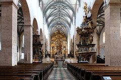 The Cathedral in Gurk (rotraud_71) Tags: austria carinthia krnten gurk cathedral church