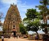Virupaksha Temple, Hampi, Karnataka. (aleem_114) Tags: hampi karnataka india virupaksha virupakshatemple temple architecture unescosite heritagesite vijayanagaraempire vijayanagara