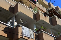 (orientalizing) Tags: balconies cityscape concrete cyprus larnaca southerncoast