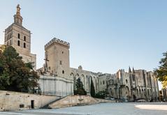 Palais des Papes - Avignon - [Vaucluse] (Thierry CHARDES) Tags: tokina1116mmf28 notredamedesdoms rocherdesdoms placedupalais palaisdespapes comtatvenaissin provence avignon paca france papes popes