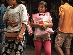 stomach ache copy (anwoody) Tags: approved xingping china guano people streetlife