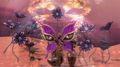 The Fae Have Eyes (Vamerya Vallejo) Tags: faeline emotions laboheme keke themuses lumae izzies alaskametro eve finesmith meva petroff colescorner harmoni takenbyvameryavallejo