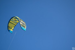 My Dream Is To Fly (Nick Tzivakis) Tags: beach summer sky watersports kitesurfing kite surfing water sports extreme extremesports