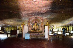 Dambulla Cave Temple, Sri Lanka, August 2016 110 (tango-) Tags: asia srilanka cave temple ceylon dambulla