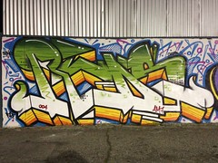 REDS (missREDS_AM7) Tags: color graffiti spraypaint graff reds 004 am7 amseven fewandfar fewfar missreds uploaded:by=flickrmobile flickriosapp:filter=nofilter