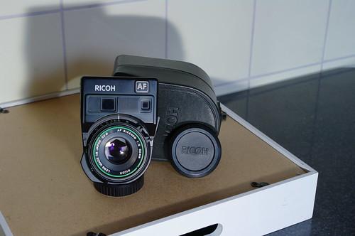 Ricoh AF Rikenon 50mm F2