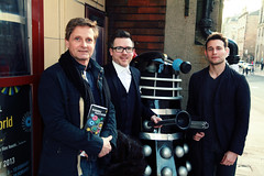 50 Years of Doctor Who (Glasgow Film Festival) Tags: film festival glasgow doctorwho dalek exterminate gft glasgowfilmfestival gff13