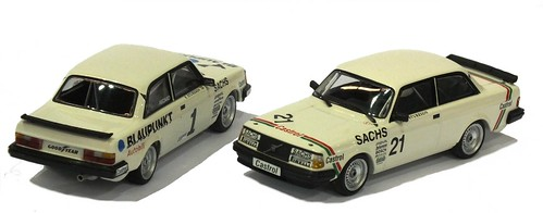 Minichamps Volvo 240 rally