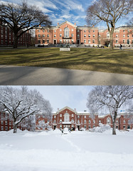 snow storm before & after (@archphotographr) Tags: camera winter snow storm weather architecture lens us snowstorm newengland before providence rhodeisland after february blizzard beforeafter ef1635mmf28liiusm canoneos5dmarkiii ©hassanbagheri ©hbarchitectural pvdsnow