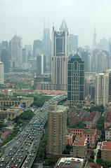 Jing'an District & Shanghai French Concession (Alexander Marc Eckert) Tags: china shanghai jingan prc   chine jiangsu  frenchconcession peoplesrepublicofchina puxi  jiangsuprovince    jingandistrict      shanghaifrenchconcession volksrepublikchina  huangpuwestbank