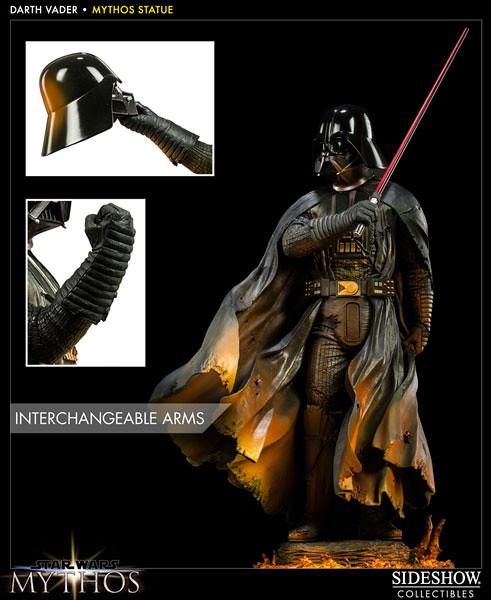 黑武士傳奇雕像新作推薦!