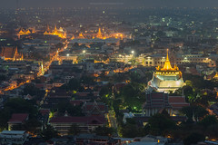 Treasure of Thailand (Weerakarn) Tags: thailand bangkok grandpalace watphrakaew goldenmountain  bangkokview     beautifulviewofbangkok
