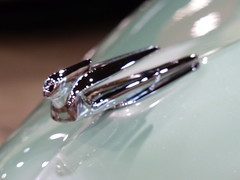 1940 Cadillac coupe (bballchico) Tags: 1940 cadillac custom coupe sophia hoodornament kustom johndagostino hoodart grandnationalroadstershow2013