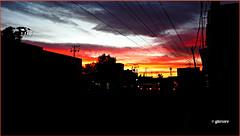 Ocaso, oriente de la ciudad de Mxico...P1100588E (gtercero) Tags: mxico oriente ocaso gtercero cdde 20130227