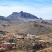 Cycling in the valley of Tafraoute, Morocco