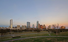 Austin,Texas sunset (Soul_Smiling) Tags: sunset skyline sunrise austin downtown cityscape texas pentax austintexas butler 1020mm 35 kx dougsahm