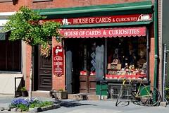 Spring Morning in Greenwich Village (Eddie C3) Tags: newyorkcity urban storefronts sidewalks streetscenes storewindows springtime greenwichvillage
