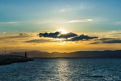SUNSET (steve lorillere) Tags: sea cidade mer port landscape mar town meer village paisagem porto stadt paysage  hafen landschaft  sainttropez