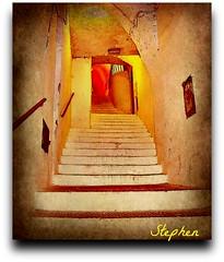 ~ Amafi Italy Stairs ~ (stephgum32807) Tags: italy texture italia photomix almafi magicunicornverybest
