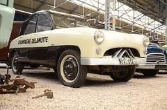 367 (Kopie) (azu250) Tags: auto france car museum automobile champagne citroen musee collection 2cv reims speciale carrosserie delmotte charbonneaux