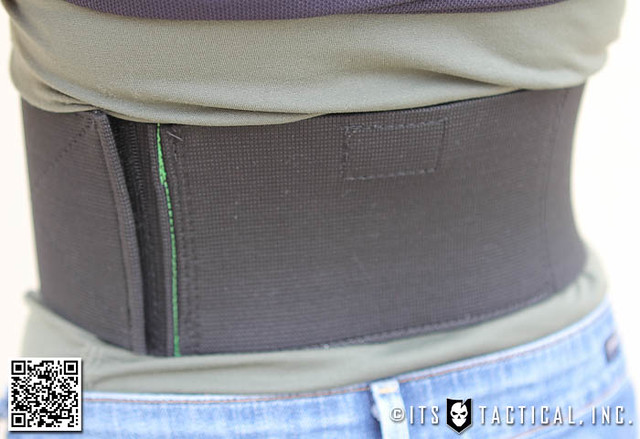 Belly Band Holster 11
