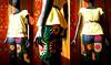 Crochet Shorts - Retro Granny Circles To Squares (babukatorium) Tags: pink flowers blue red orange flower color green art wool fashion yellow vintage circle square rainbow colorful purple pants recycled handmade turquoise teal burgundy oneofakind crochet moda violet style retro used daisy trousers hippie shorts psychedelic arcobaleno remake bohemian multicolor octagon whimsical leggings renew darkblue hotpants haken icord häkeln emeraldgreen crochê grannysquares ganchillo royalblue fuxia upcycled uncinetto fattoamano かぎ針編み tığişi horgolt uvgreen babukatorium