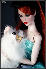 High End Envy Erin (Michaela Unbehau Photography) Tags: fashion fur deutschland high erin end envy royalty savage summersun sybarite nuface